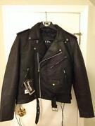 FMC Leather Jacket