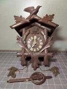 Old German Clock