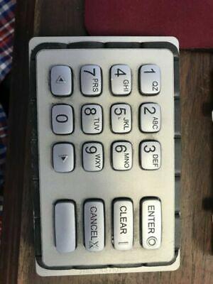 Hyosung Tranax Nh1800senh1500 Nh1800ce Atm Keypad Eep- 5000k Gold Bad Battery