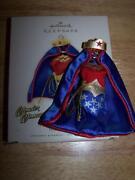 Hallmark Wonder Woman Ornament