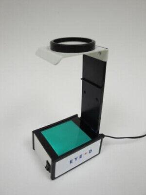 Eye-d Progressive Lens Identifier - Optical Lab Equipment