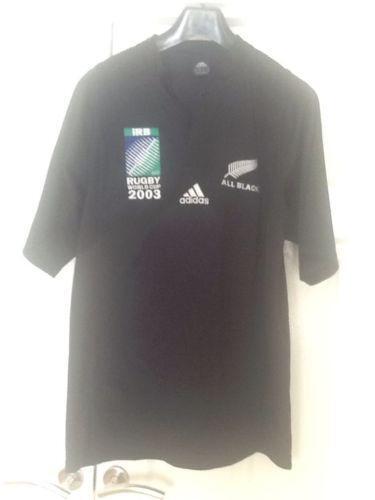 All Blacks Rugby Shirt  ba640ce18