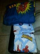 Superhero Bedding