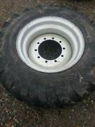 Used Backhoe Tires