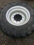 Used Backhoe Tires