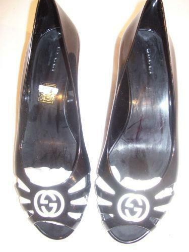Gucci Jelly Shoes Ebay