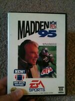 JEU GAME NFL MADDEN 95 Football Sega Genesis