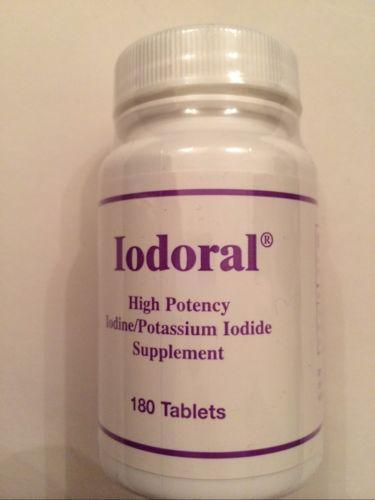 Where can i buy iodoral