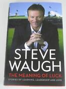 Steve Waugh Book