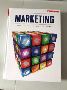 Marketing, 3rd Canadian Edition