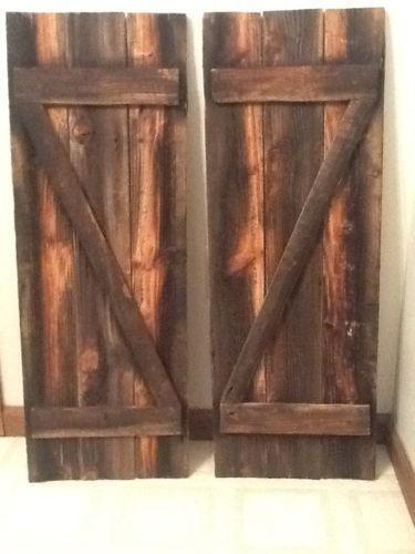 Antique barn boards ebay for Where can i buy old barn wood