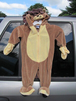 6 To 9 Months Halloween Costumes (Lion Halloween Costume Size 6 to 9)