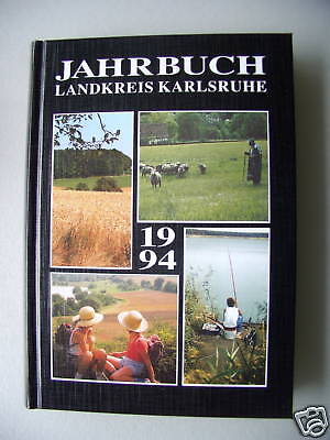 Jahrbuch Landkreis Karlsruhe 1994