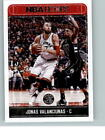 Ungraded Original Jonas Valanciunas Basketball Trading Cards