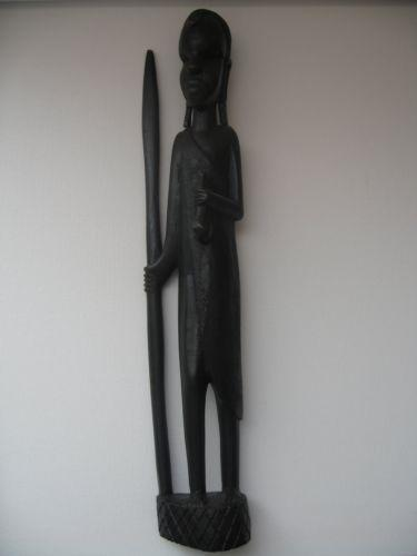 African Statue Ebay