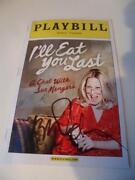 Broadway Playbills Signed