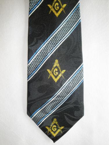 Masonic Tie Ebay
