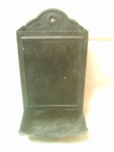 Vintage Wall Mount Match Holder Ebay