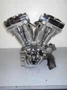 Harley Twin Cam Engine