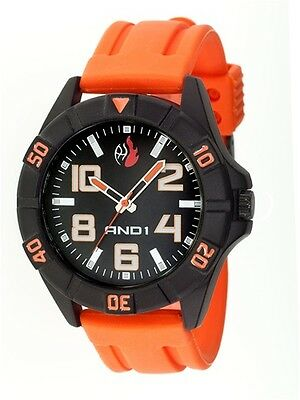 AND1 LOGO Dial Basketball 54001 Sports Men's Watch  BRAND -
