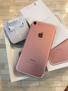iPhone 7 new condition - 32 gb Rose Gold
