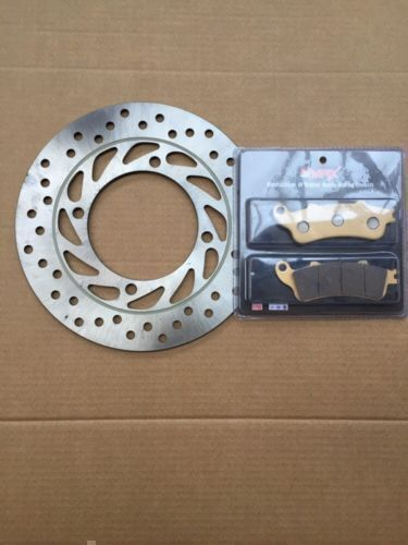 HONDA CBR125 2004 - 2010 FRONT BRAKE DISC & PAD KIT - 2005 2006 2007 2008 2009