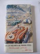 Le Mans Programme