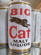 Big Cat Beer Can