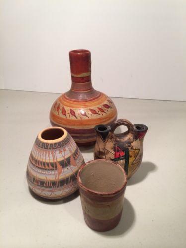 Native American Pottery Ebay