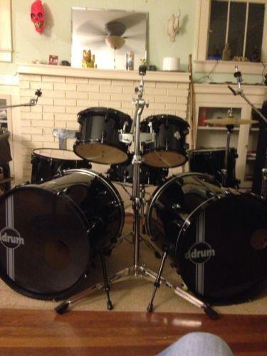 Ddrum Diablo Drums Ebay