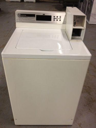 Maytag Commercial Coin Op Washers Amp Dryers Ebay