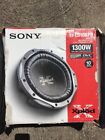 Sony Car Woofer (s)s Systems