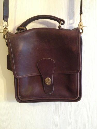 Vintage Coach Crossbody Handbags Amp Purses Ebay