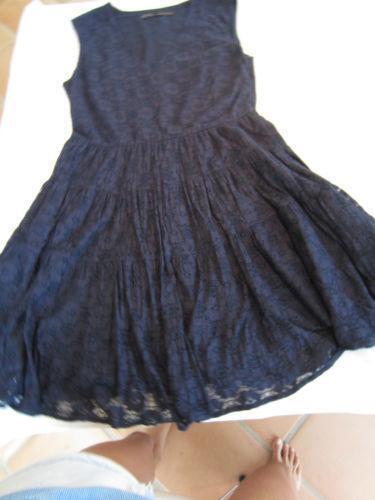 Zara Skater Dress Ebay