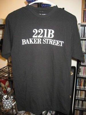 Sherlock COMIC-CON EXCLUSIVE 221B BAKER STREET UNION JACK Zip Up Hoodie NWT