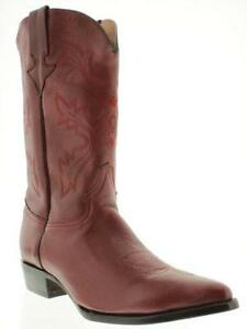 Red Cowboy Boots | eBay