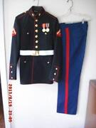 USMC Dress Blue Hat