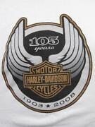 105 2008 Harley Davidson Anniversary