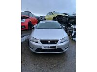 SEAT LEON MK3 FR BREAKING SPARES AIRBAG LEATHER SEATS ALLOY DOORS AXLE HUBS CORNERS