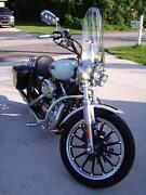 Sportster Crash Bar