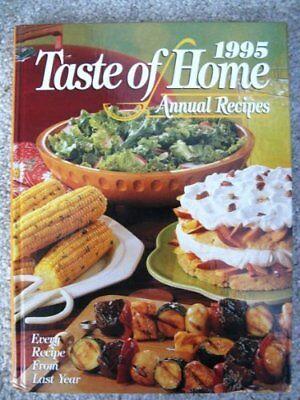 1995 Taste Of Home Annual Recipes