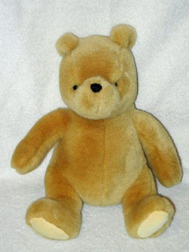 Classic Winnie The Pooh Plush Ebay