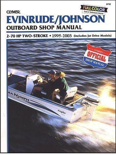Johnson Outboard Repair Manual eBay