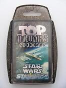 Top TRUMPS Star Wars Starships