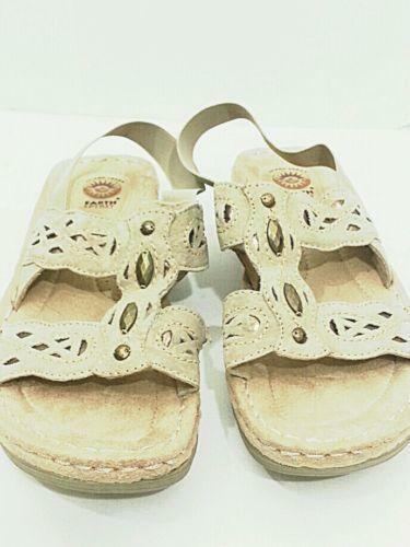 how to clean earth spirit sandals