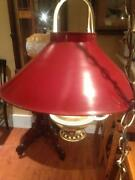 Electrified Oil Lamp