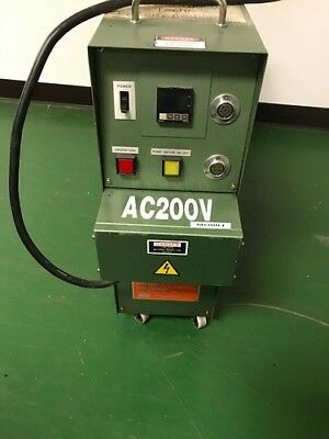 Stopol Equipment Sales > Nissei Hot Oil Thermolator