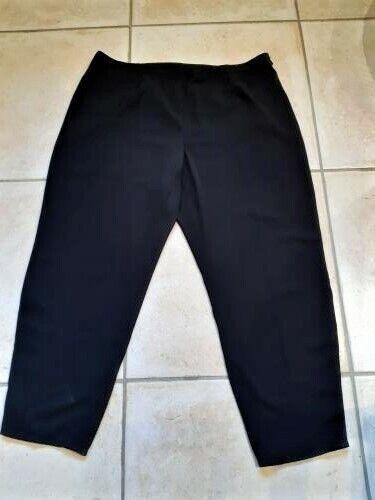 Pantalon noir fluide