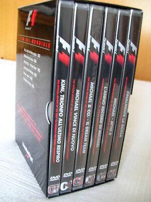 Rare Box 12 DVD I Film der Welt Formel 1 F1 Ferrari Official Reviews Neu
