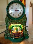 Mastercrafters Clock